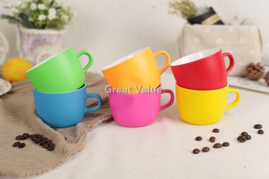 High Quality Sublimation 11oz Promotional Ceramic Mug