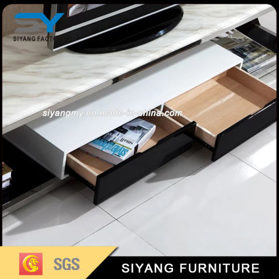 Wholesale Elegant Finish TV Table pictures & photos