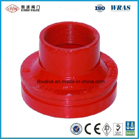 Ductile Iron Grooved Concenric Reducer pictures & photos