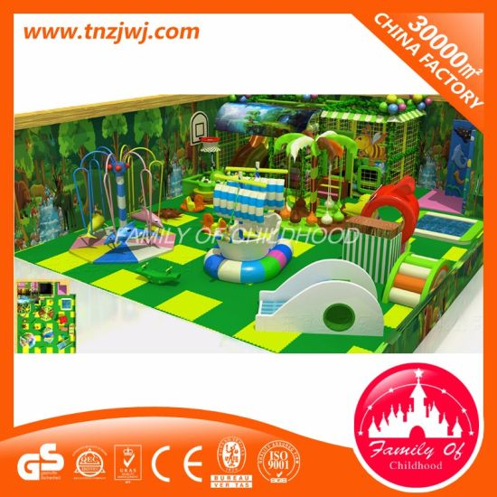 Ce Children Playground Indoor Playhouse for Kids Games pictures & photos
