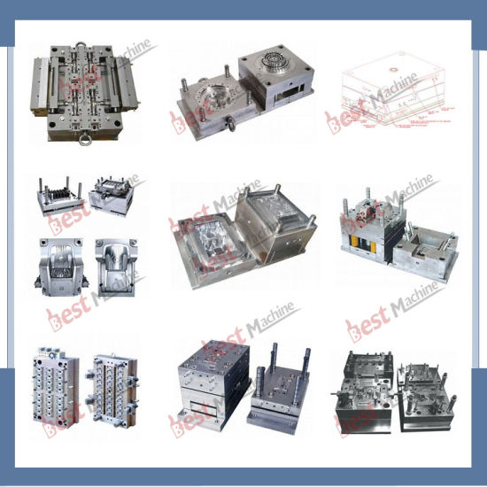 Easy Computer Controlled Plastic Housing Spoon Injection Moulding Making Machine pictures & photos