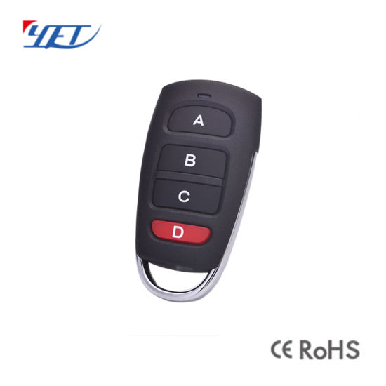 China 433mhz Remote Duplicator Garage Door Remote Control Rolling