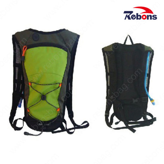 600d Outdoor Mountaineering Hydration Drinking Bag Backpack