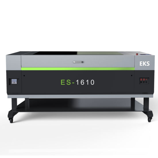 High Precision Laser Cutting and Graving Machine with Suitable Price Es-1610 pictures & photos