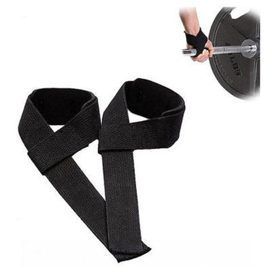 Power Belt for Weight Lifting Gym Hand Wrist Bar Strap Fitness Brace Support