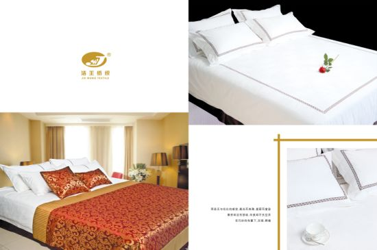 Cheap Price Hot Selling Microfiber Polyester Hotel Bed Sheet Bedding Set