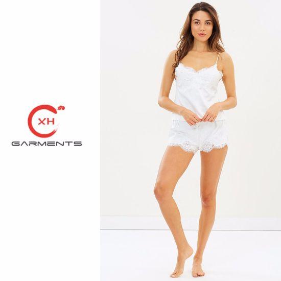 China Xh Garment Blank Female Sex Sleepwear - China Female Sex ... 6a772d667