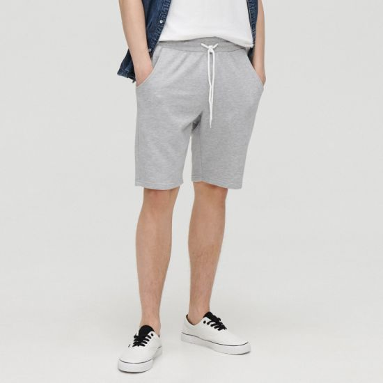 Available 100%Cotton French Terry Men's Jersey Shorts Hot Selling