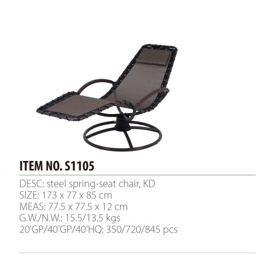 Outdoor Chair Beach Chair Outdoor Lounge Outdoor Chair pictures & photos