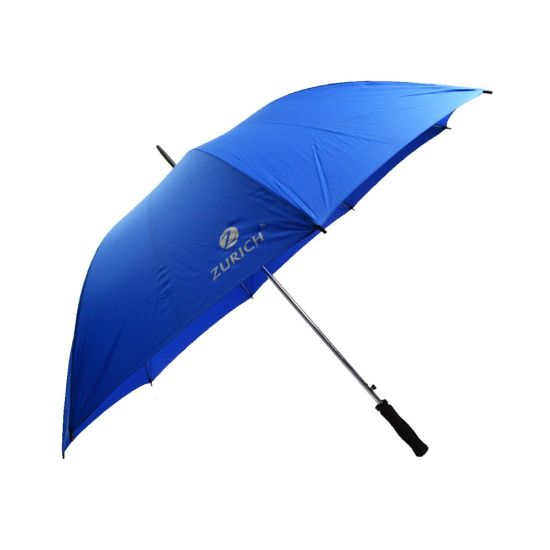 Promotional Windproof Stainless Steel Cheap 30 Golf Umbrella (with Printing)