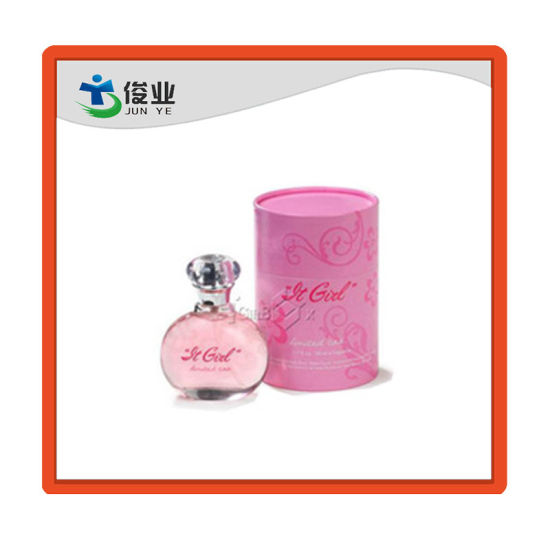 Colorful Perfume Paper Tube Box Packaging pictures & photos