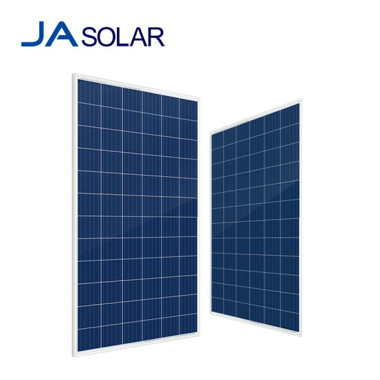 Ja Photovoltaic Poly Solar Cell Solar Panel 300W 320W 325W 330W