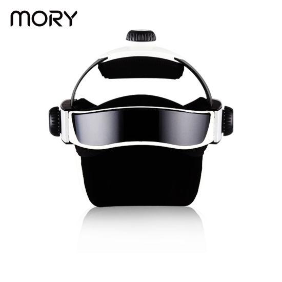 Mory Hot Sale Head Massaging Robot Head Massaging Tool Vibrating Head Massager