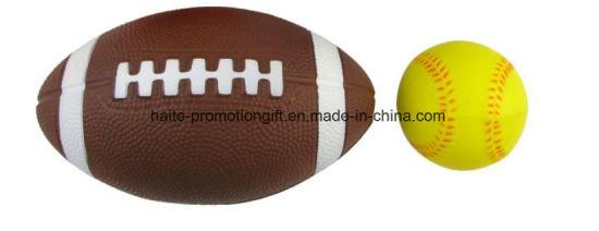 PU Stress Ball Promotional Gifts PU Ball Shape Foam Stress Ball