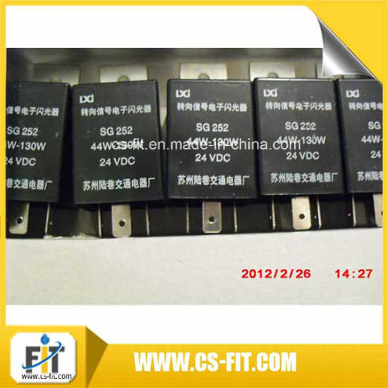 Steering Signal Electronic Flasher for Zoomlion Truck Crane