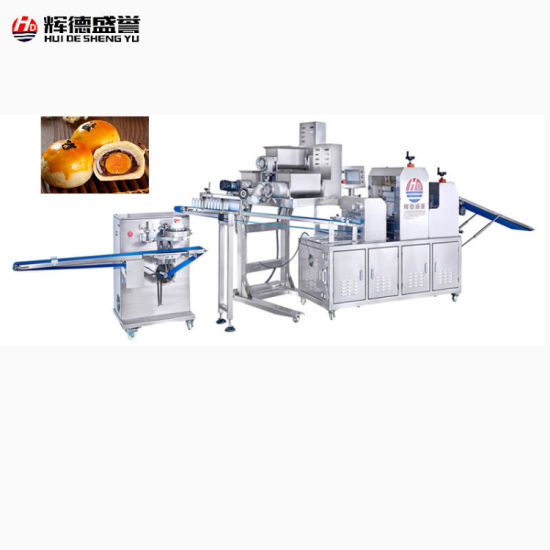 Hotsale Food Machinery Stainless Steel Pastry Production Machine Line/Food Processing Machine/Bakpia Pathok Production Line