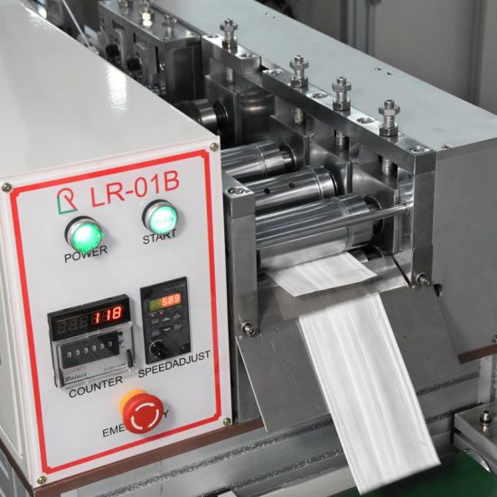 Disposable Surgical Nonwoven Blank Face Mask Making Machine