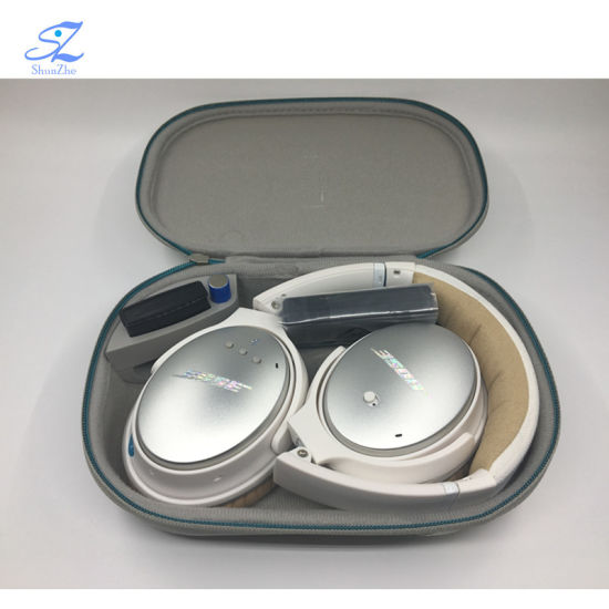Original on-Ear Wireless Bluetooth 4.0 Headphone with Earmuffs Noise Cancelling Stereo Sound pictures & photos