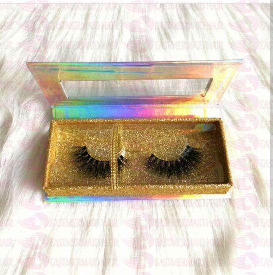 85aeaaf67b1 Wholesale Private Label Custom Eyelash Packaging Mink Eyelashes Real Mink  Lashes with Custom Eyelash