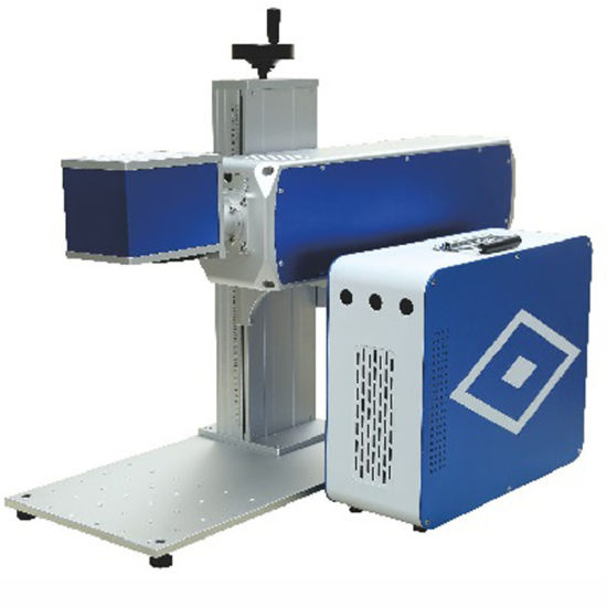 Desk Style CO2 Synrad VI30 Laser Marking Equipment Combination
