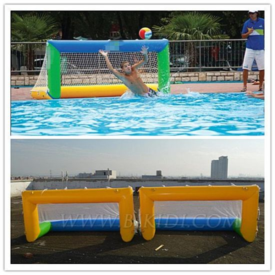 Inflatable Water Football Court, 2016 Giant Inflatable Water Park/Kids Luxury Inflatable Water Park Toys (D3028)