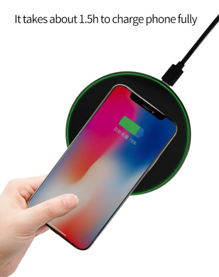 The Best 15W Qi Wireless Charger Mobile Phone Accessories pictures & photos