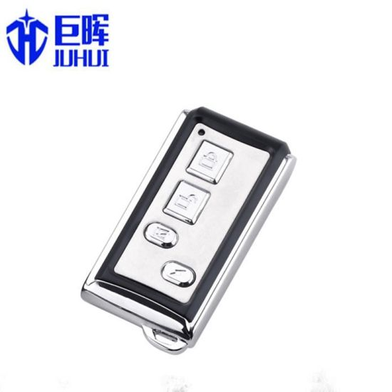 China Universal Rf Garage Door Key Switch With 4 Buttons Easy