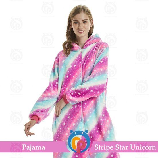 Christmas Pajamas Onesie.Party Cosplay Unicorn Onesie Wholesale Christmas Pajamas