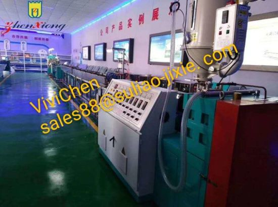 Automatic Refrigerator Door Seal Extuder Machine