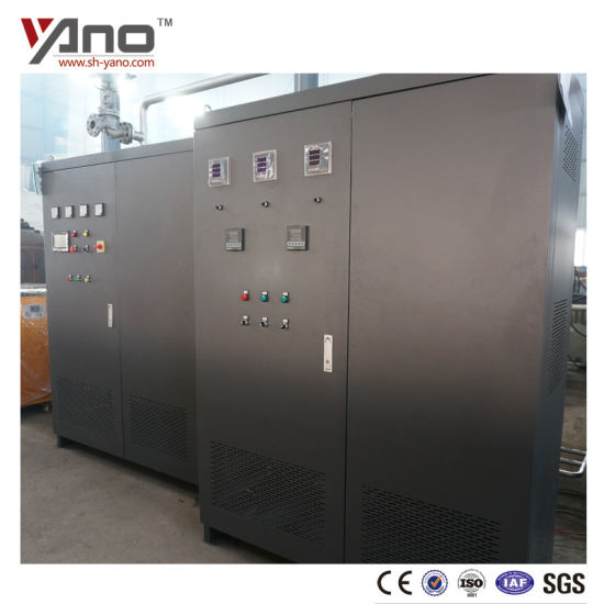 Customer Case At Ethopia Site 720kw 1t H Capacity Electric Steam Boiler For Socks Factory
