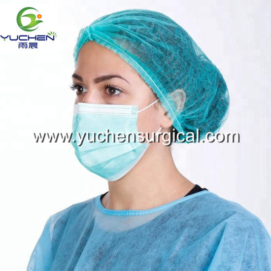 Fast Delivery 3ply Meltblown Non-Woven Disposable Face Mask for Health