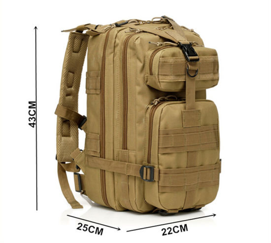 9-Colors Level-III Army Outdoor Camping Hiking Tactical Bag Military Backpack