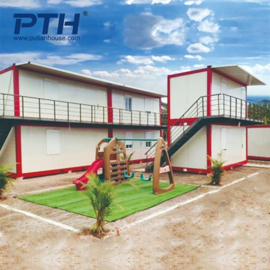 China Supplier Directly Sale Prefabricated Container House pictures & photos