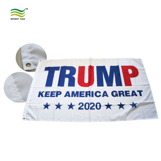 3x5/'Donald Trump 2020 for President Flag Double-Sided Printed Keep America Great