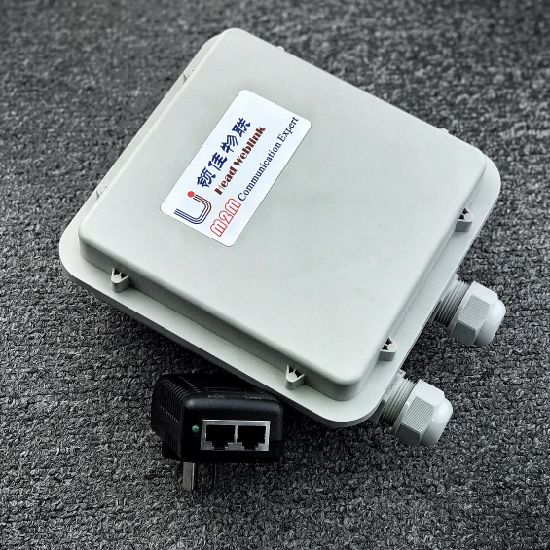 Hdr100 L2 4G Lte Outdoor Router CPE with Dual LAN Ports