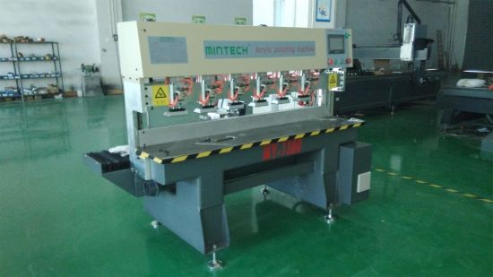 Very-High-Speed Automatic Acrylic Polishing Machine pictures & photos