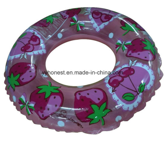 Custom Printing Water Swimming Ring for Adults pictures & photos