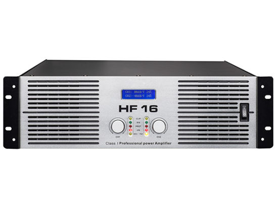 Hf-16 Professional Power PA System Amplifier pictures & photos