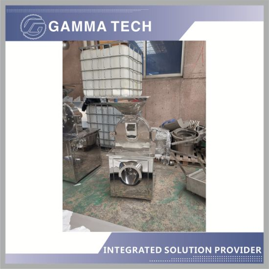 Coffee/Meat Grindermill Machine with a Pulse for Food and Chemical Industry Coffee Grinder Machine