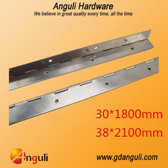 China Wholesale Stainless Steel Piano Hinge Long Hinge