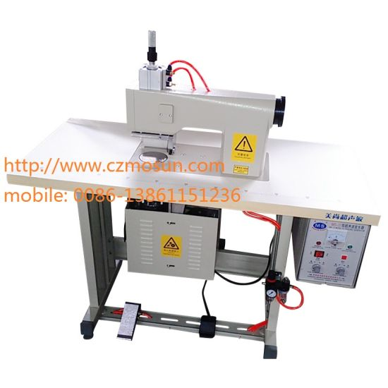 Ultrasonic Lace Machine for Cutting Ribbon (CE certificated)