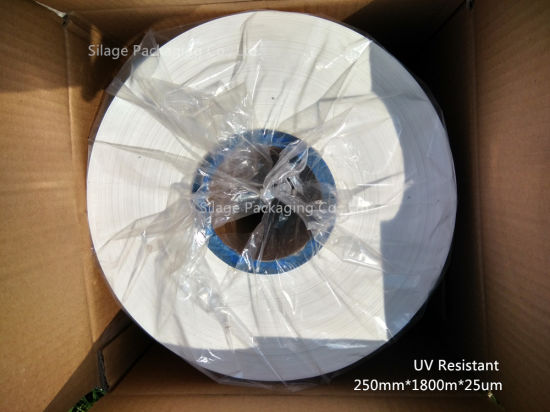 250mm White Blown Silage Wrap Foil pictures & photos