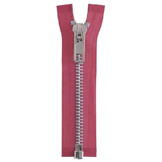 High Quality #8 Open End Aluminum Zipper (SB-M111602)