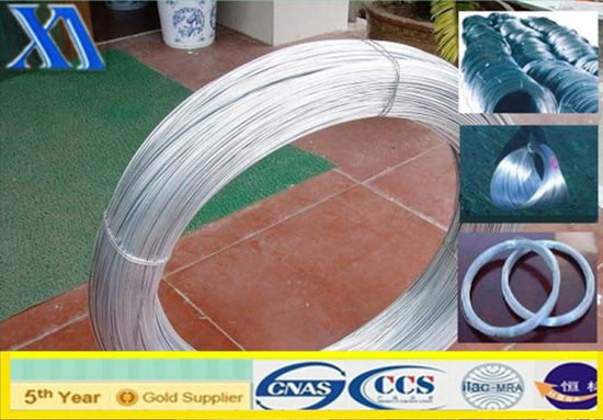 Durable Galvanized Wire (XA-GW003) pictures & photos