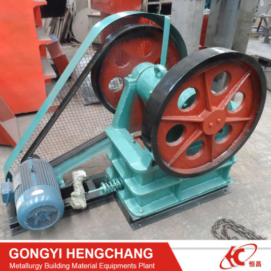 River Pebbles Grinding Machine PE150*250 Jaw Crusher pictures & photos