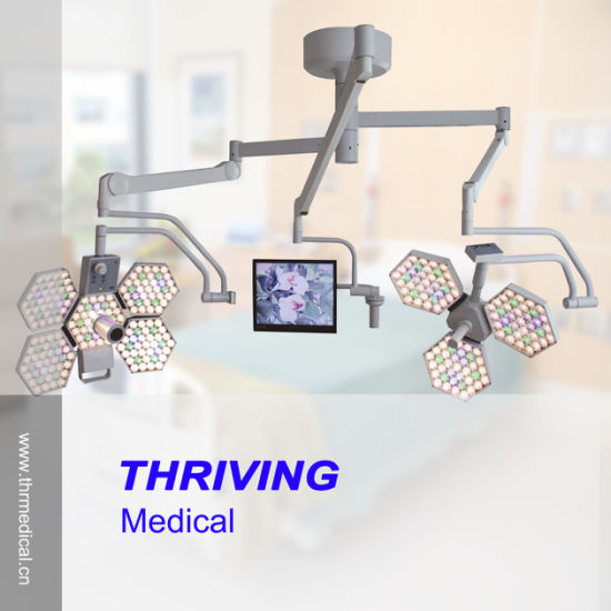 Hospital LED Shadowless Operating Lamp pictures & photos
