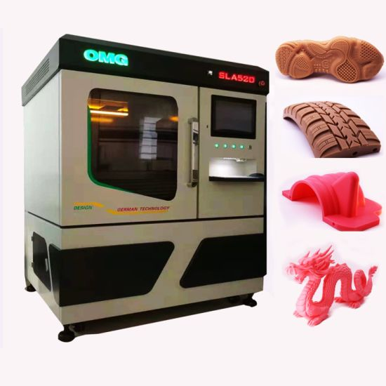 China 3D Printer Dental DLP SLA UV Printing 405nm Resin Material 3D