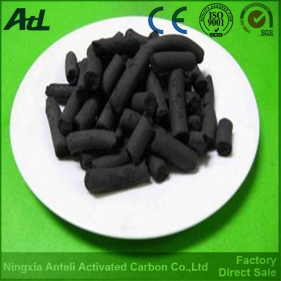 Extruded Activated Carbon Eac for Air Purification