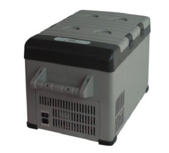 DC Power 25L Portable Mini Car Refrigerator 12VDC/24VDC
