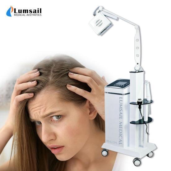 Low Level Laser Hair Regrowth Machine Salon Hair Loss Equipment Hair Care Set